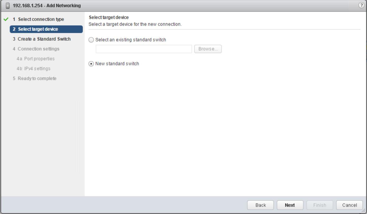 domalab.com vSphere Standard Switches new