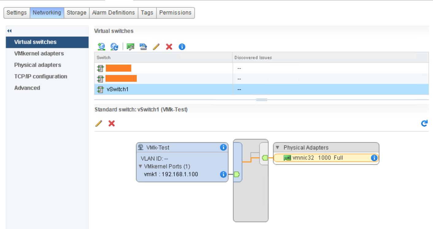 domalab.com vSphere Standard Switches