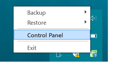 domalab.com Veeam Agents control panel