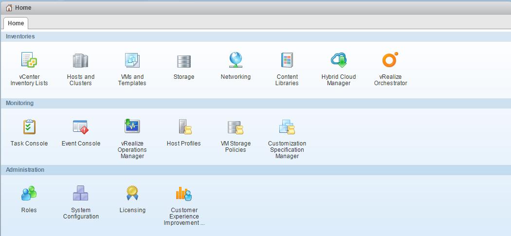 domalab.com VMware Custom Specification Manager
