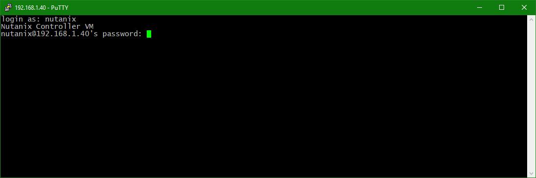 domalab.com configure Nutanix timezone cvm login